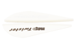 "Nap 2"" Twister Vanes White"