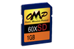 Omp 4gb 133x Sd Card