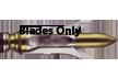 "Grim Reaper Practice Head Extra Cut 1-3/4"" 100gr"