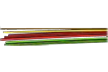 Viper Replacement Fiber .019 Red/yellow/green
