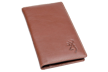Browning Leather Executive Wallet / Checkbook Cover