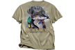 Quakhead Black Lab Tshirt Dust Large