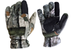 Hunter Ins Waterproof Fleece Gloves Mossy Oak Treestand Lg