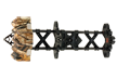 Axt Helix 5 Arrow Quiver Mossy Oak Tree Stand Camo