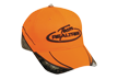6 Panel Cap Team Realtree Logo Blaze Orange/realtree All Purp