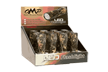 Camo Flashlight 9 Led Counter Display 12pk