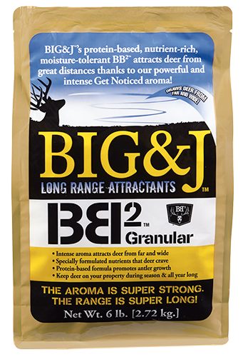 Big & J 6lb Deer Nutritional Supplement