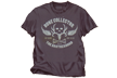 Bone Collector Live To Hunt S/s Tshirt Charcoal 3xlarge
