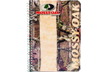 Mossy Oak Infinity Notebook