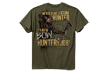 Bow Hunters Job Tshirt Olive Large