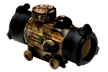 Red Dot Scope 30mm All Purpose Camo **also For Crossbows**