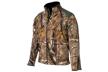 Rampage Windproof Fleece Jacket Realtree All Purpose Medium