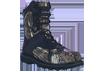 """Rocky Core 8"""" Boot Brown/mossy Oak Infinity Size 8"""