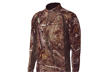 Attack 1/4 Zip Shirt Mossy Oak Infinity Large