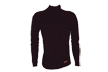 Apx Wool Base Layer Top Black Large