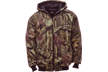 Mossy Oak Insulated Fleece Hooded Jacket Bu Infinity Large