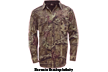 Mossy Oak Cape Back Long Sleeve Shirt Breakup Infinity 2xlarge