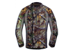 Attack 1/4 Zip Shirt Realtree Xtra Camo Medium