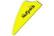 "Yellow Fusion Vanes 1.76""-ape Tail"