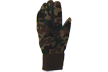 Camo Fleece Glove Woodland Camo Large