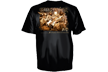 Duck Dynasty Family Calling Short Sleeve Tshirt Black 2x