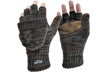 Acf-50 Insulated Convertible Glove Knit Green Camo Medium