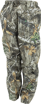 Camo Pro Action Rain Pants Realtree Xtra Large